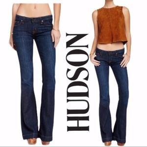 Women's Hudson Ferris Flare Jeans